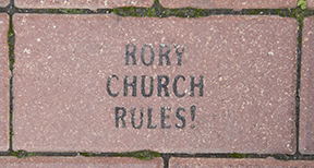 Rory Church Rules